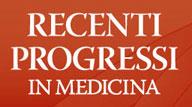 Logo Recenti Progressi in Medicina