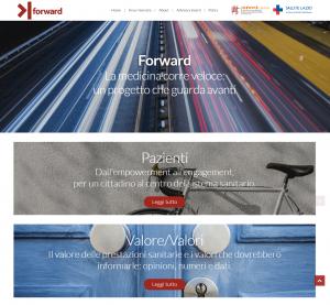 forward-sito-schermata